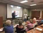 Dr. Fenster Speaks at Jupiter Medical Center on Atrial Fibrillation