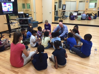 Dr. Jeff Fenster Teaches the Next Generation